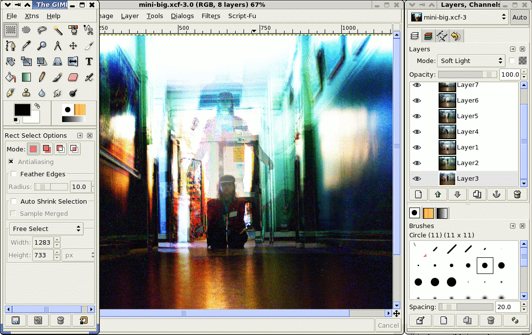 Gimp: La alternativa a Photoshop