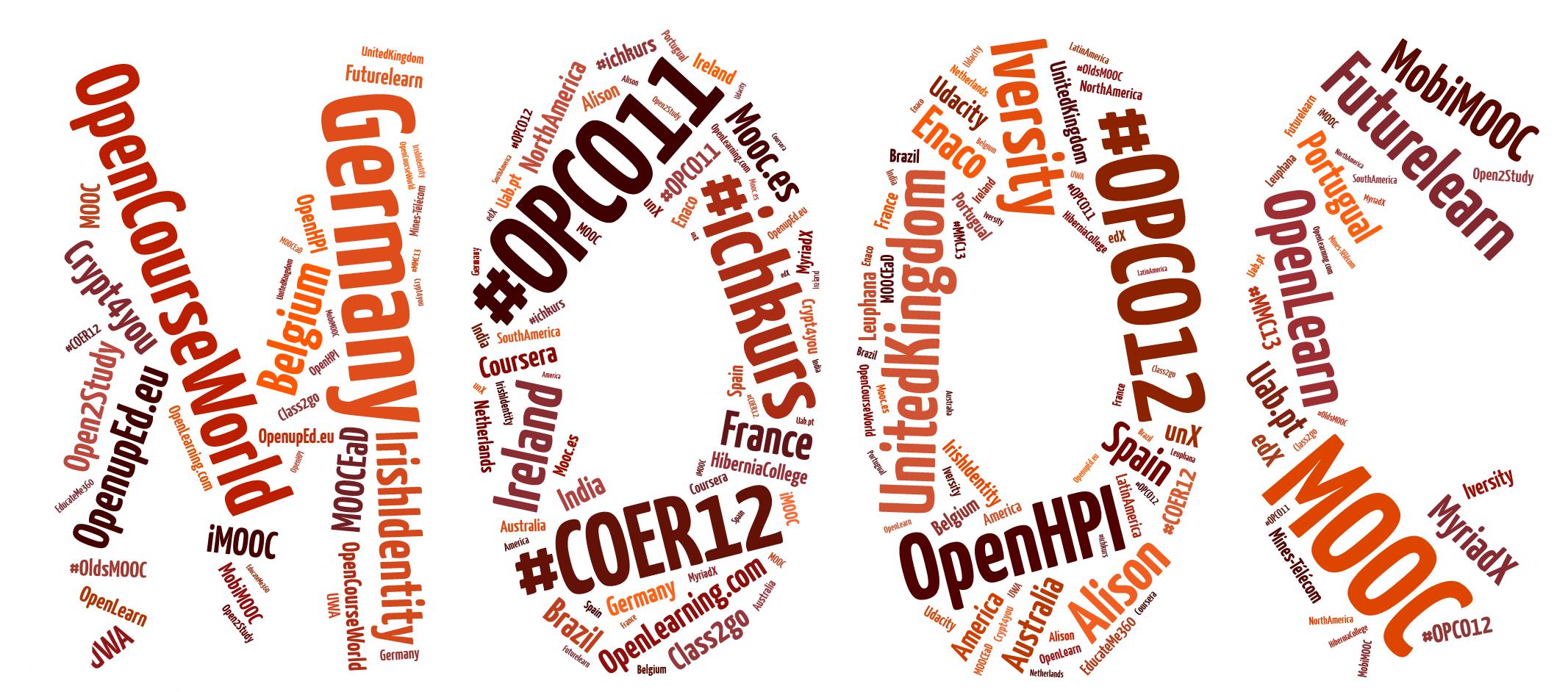 MOOC: Cursos online masivos y abiertos